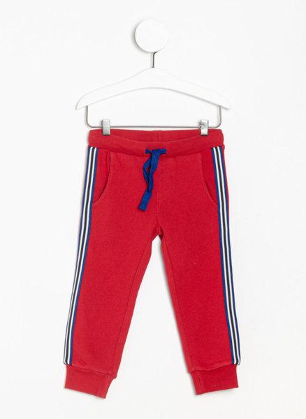 Спортен панталон с контрастни ленти Benetton
