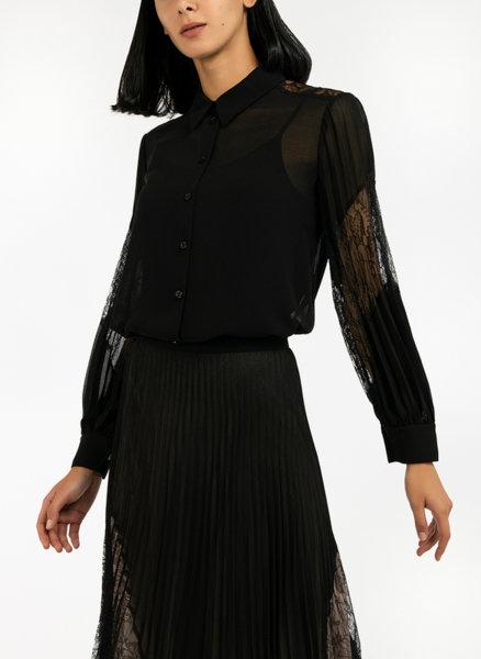 Риза с дантела Boutique Moschino