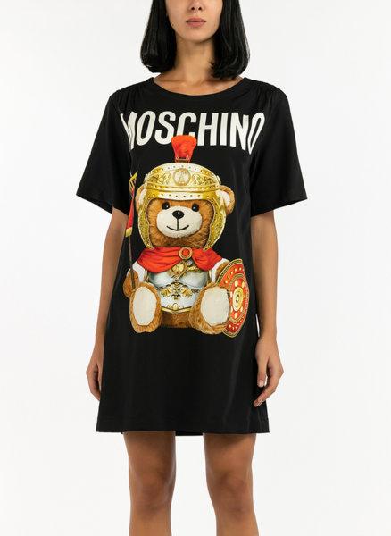 Тишърт рокля Moschino