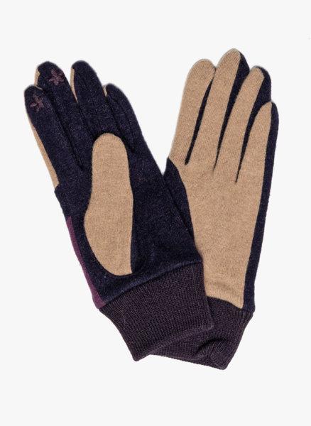Вълнени ръкавици Benetton