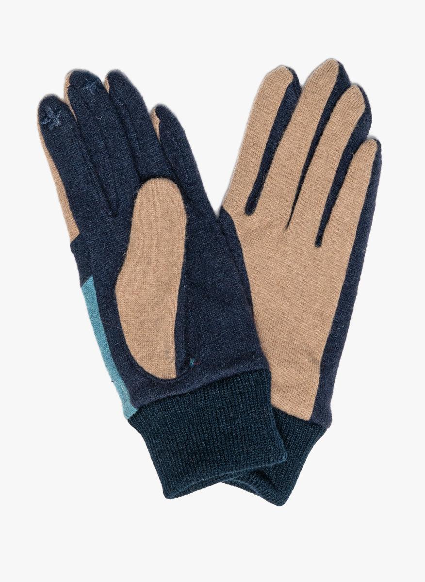 Вълнени ръкавици Benetton-Copy