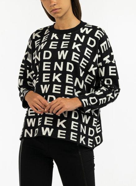 Блуза Weekend Max Mara Legno