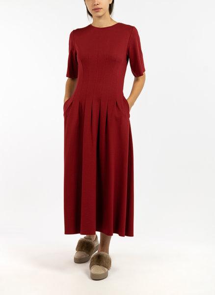 Разкроена рокля Max Mara Elvira