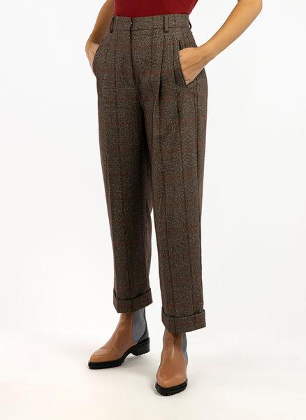 Прав панталон с басти Max Mara Street