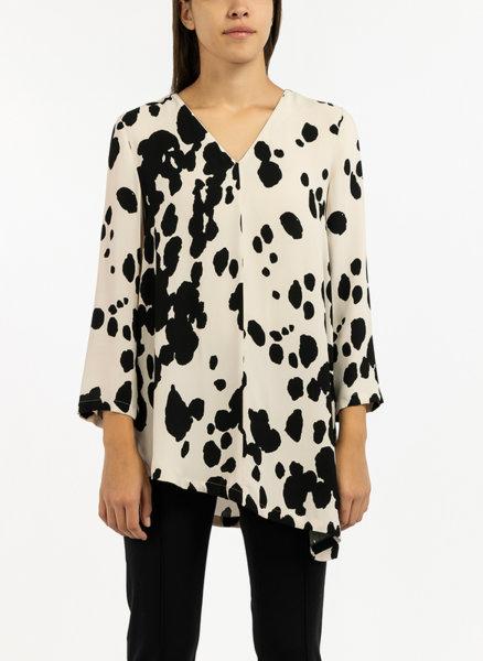 Асиметрична блуза Max Mara Orleans