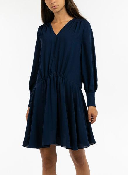 Плисирана рокля Kenzo