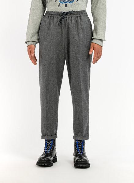 Вълнен панталон Kenzo
