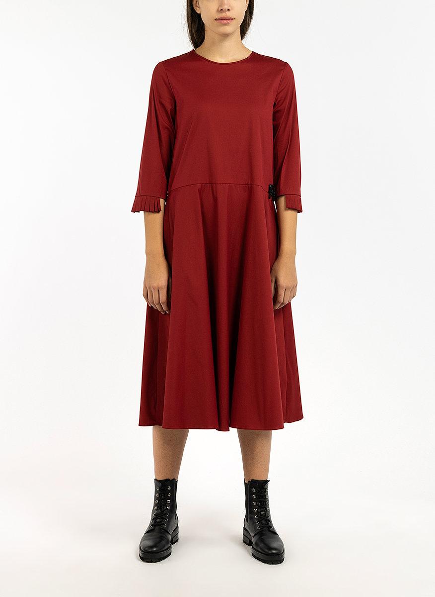 Разкроена рокля Max Mara Pdressc-Copy