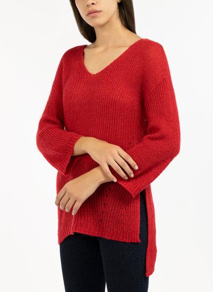 Дълъг пуловер Sisley