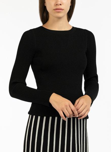 Рипсена блуза Sisley