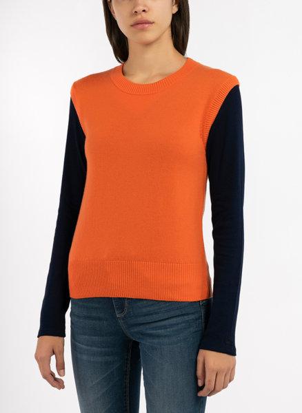 Вълнен пуловер United Colors of Benetton