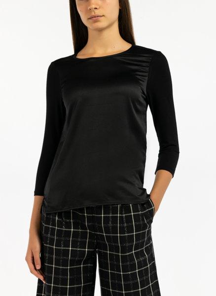 Блуза със скъсен ръкав Motivi