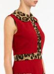 Рокля Dolce&Gabbana с принт-Copy