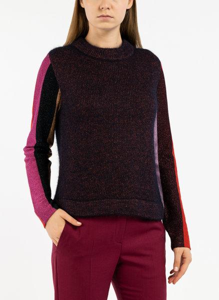 Пуловер с ламе Paul Smith