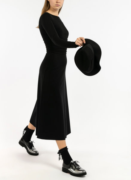 Рaзкроена рокля  Max Mara Tirreno