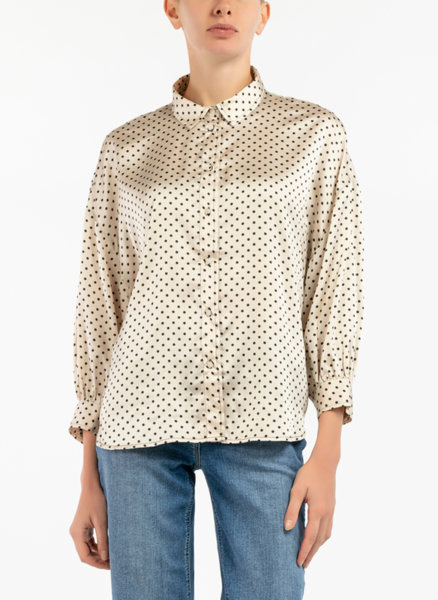 Риза Polka Dots Motivi