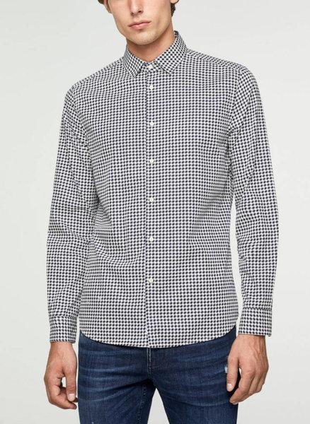 Риза с принт Sisley