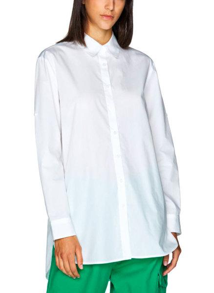 Асиметрична риза Benetton