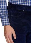 Панталон от кадифе Benetton-Copy