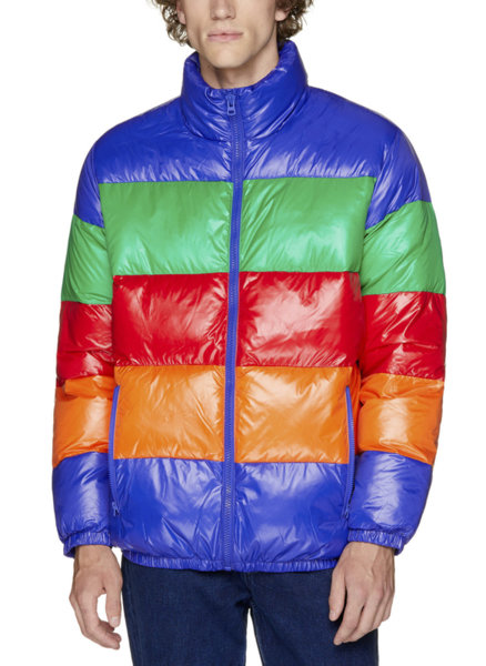 Пухено яке Benetton
