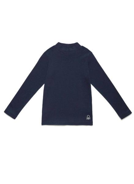 Блуза с лого Benetton Kid/Junior
