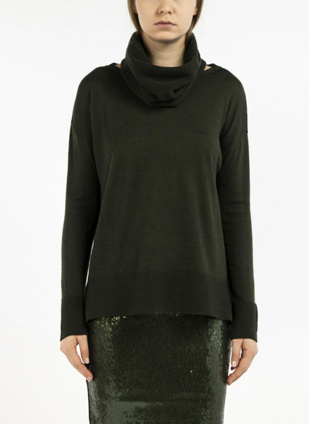 Вълнен пуловер Marella Dentice