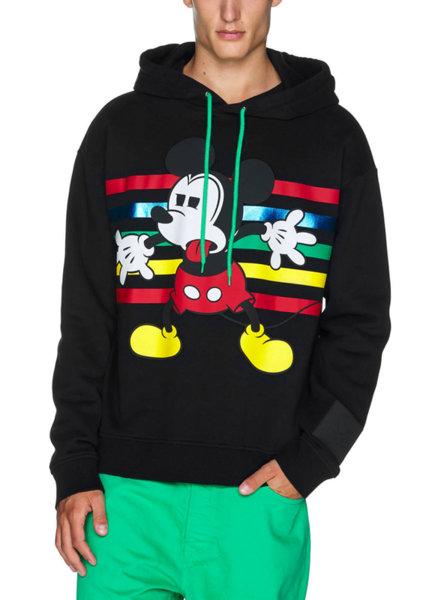 """Суетшърт с принт """"Mickey Mouse"""" Benetton"""