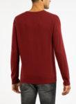 Пуловер с V образно деколте Benetton-Copy