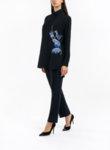 Риза `Bird` принт Givenchy
