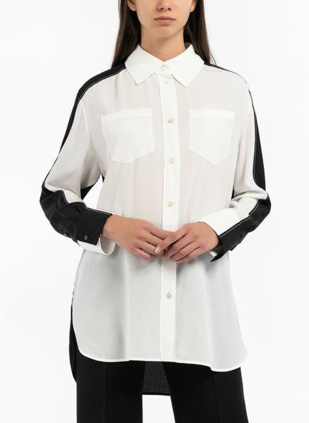 Двуцветна риза Givenchy