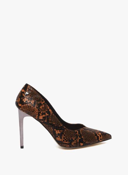 Обувки в анималистичен принт Motivi