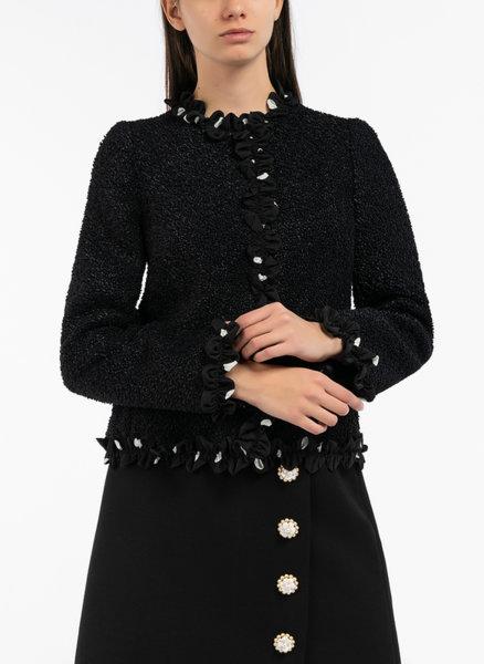 Сако от букле Dolce&Gabbana