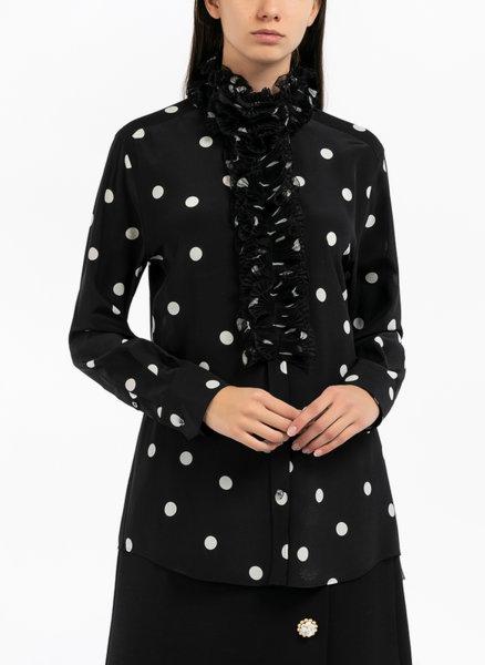 Риза Polka Dot Dolce&Gabbana
