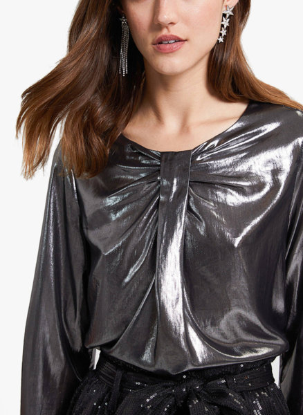 Металик блуза Motivi