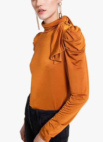 Блуза с буфан ръкави Motivi