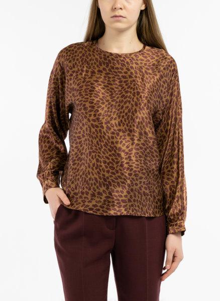 Блуза с коприна Max Mara Studio Acqui