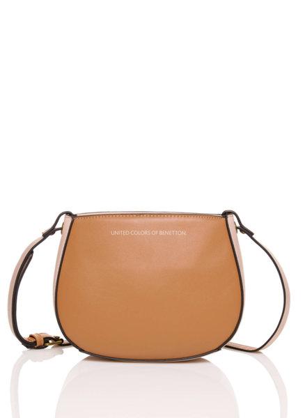 Чанта с лого принт Benetton