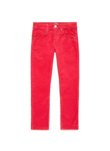 Slim fit панталон Benetton