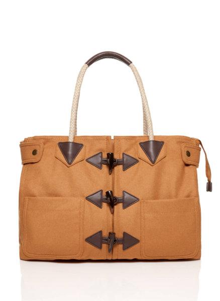 Чанта с декорации Benetton