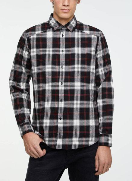 Риза с каре Sisley