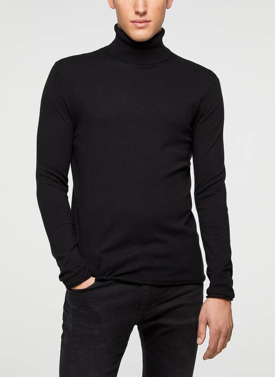 Поло пуловер Sisley-Copy