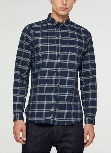 Риза  'Slim fit' Sisley