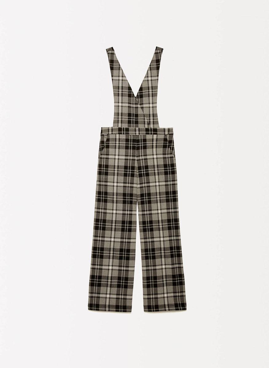 Панталон с принт Sisley Young-Copy