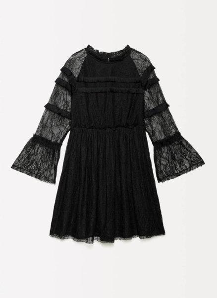 Дантелена рокля Sisley Young