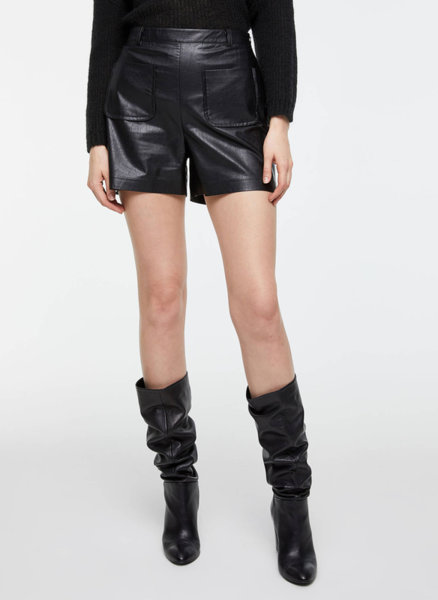 Къси панталони с висока талия  Sisley