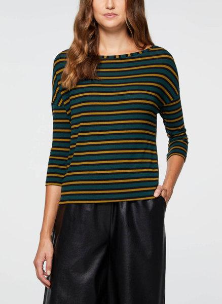 Раирана блуза с 3/4 ръкав Sisley