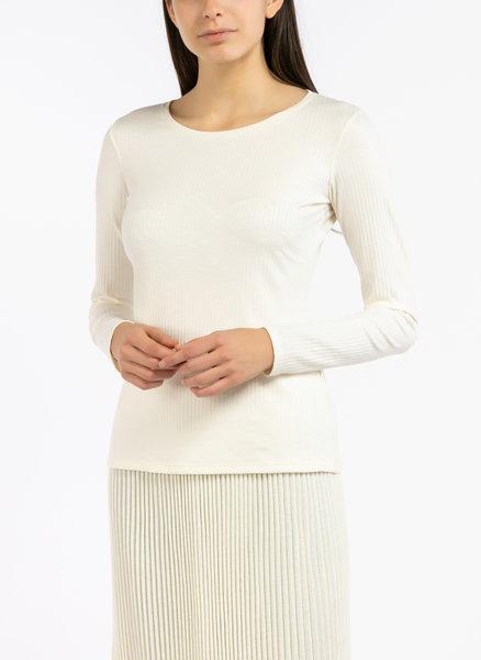 Блуза с брокат Sisley