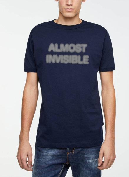 Тениска с принт Sisley