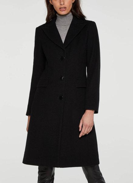Slim fit палто Sisley