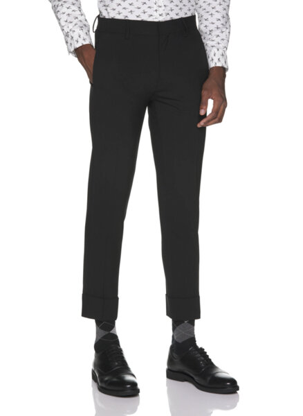 Чино панталон с вълна Benetton